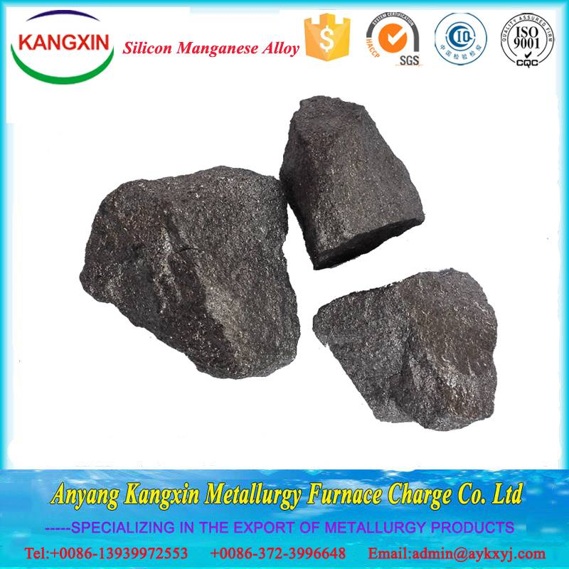 China alloy Material Mineral Alloy price of ferro silicon manganese6517/ Fe SI Mn 6014