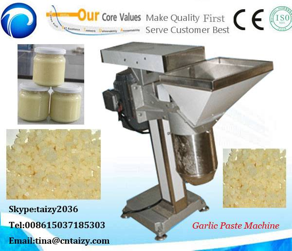 Hot sale ginger paste machine