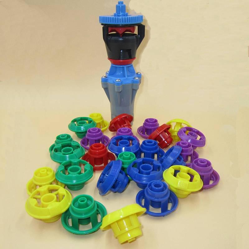 plastic sprinkler