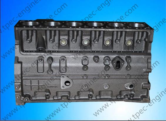 3935943 6B Cylinder block, 6D102 Engine Block