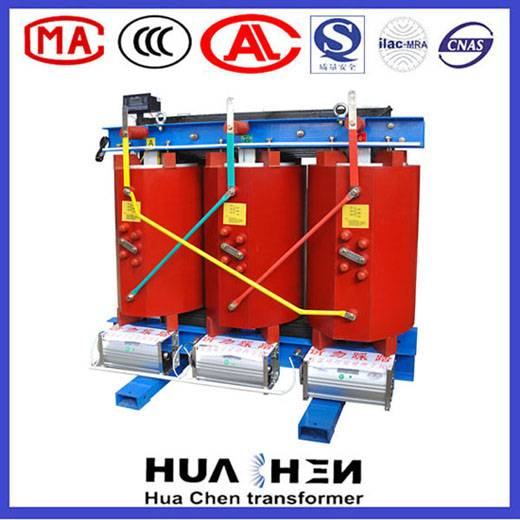 high Quality Sch15 Amorphous Alloy Core Dry Type Resin Casting Power Transformers