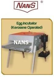 Egg Incubator Cum Hatcher Kerosene Operated