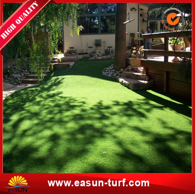 Popular Artificial Turf Grass Fake for Garden-MY