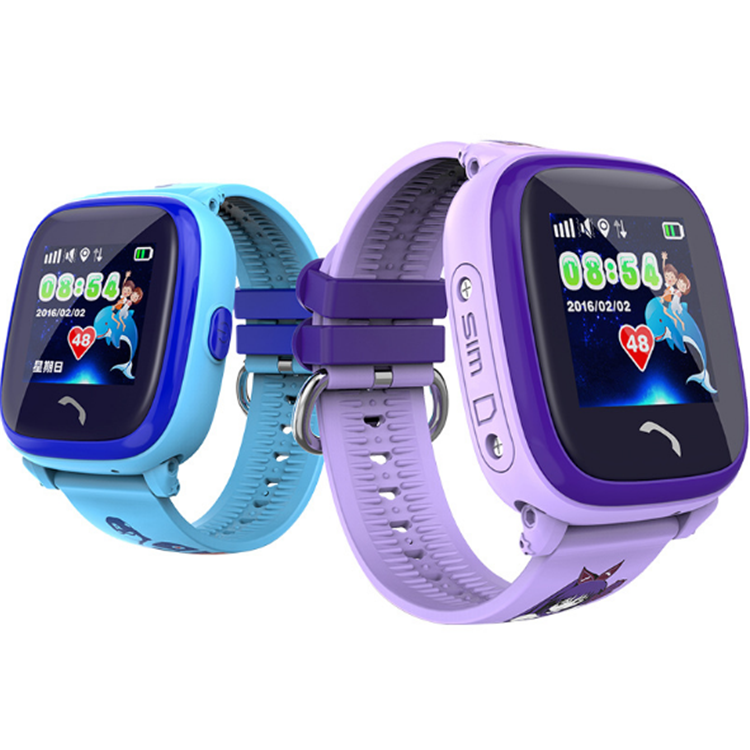 IP67 Waterproof Fatory Price GPS Kids Smart Watch with SIM Card