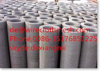 18mesh ss crimped wire mesh