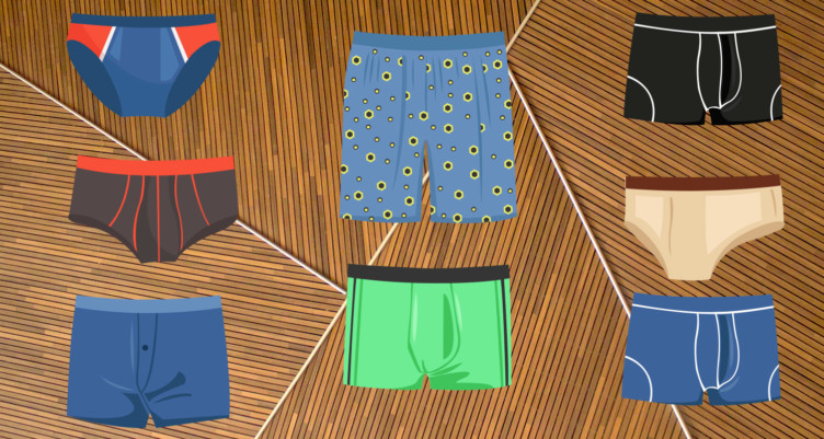Especial Man Briefs and Boxers with reasonable price