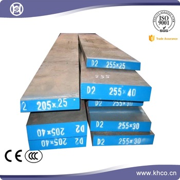 D2 cold work alloy die steel plate