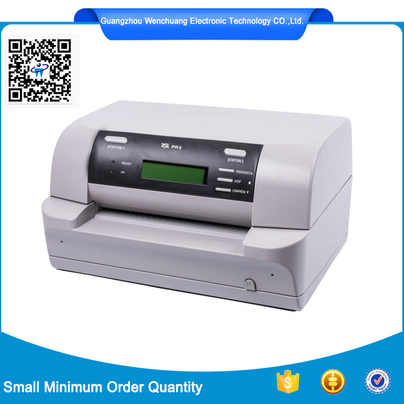Nantian PR9/ PSI PR9 passbook printer