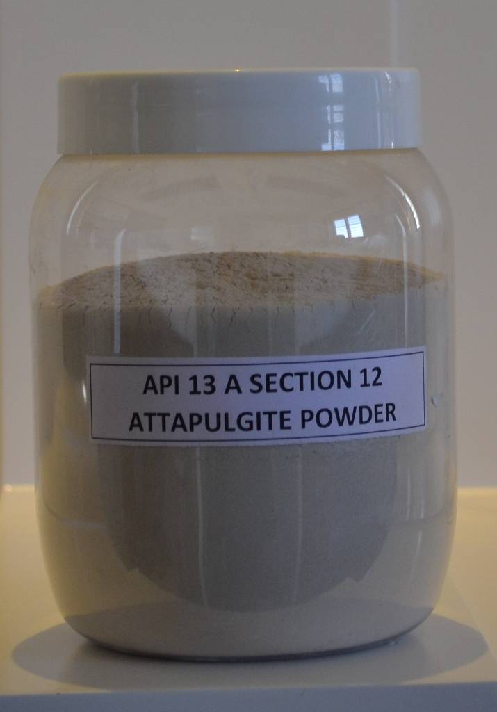 API 13 A SECTION - 12 (Attapulgite)