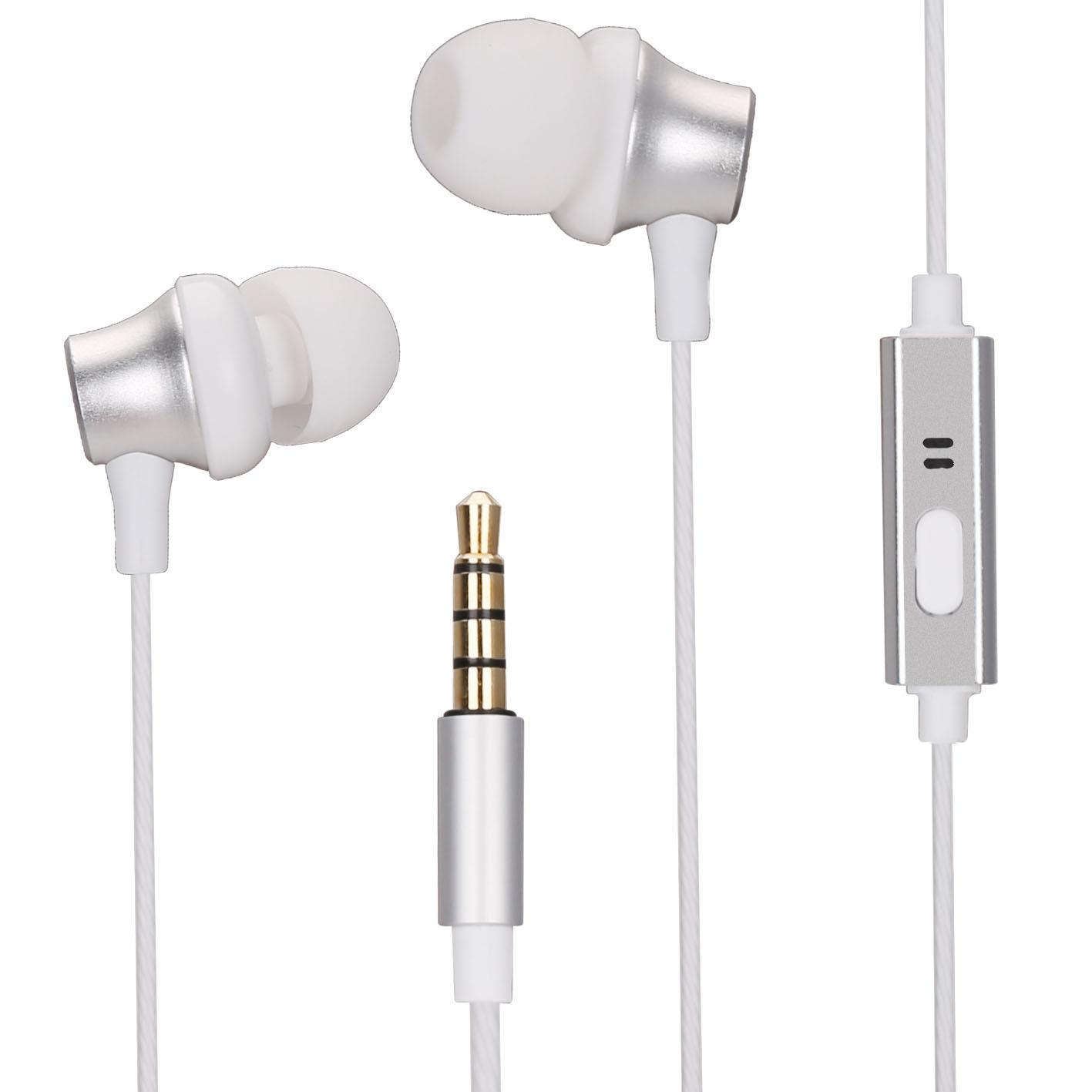 Sports Apple Earphones Android For Running In Line Control For All 3.5mm Jack