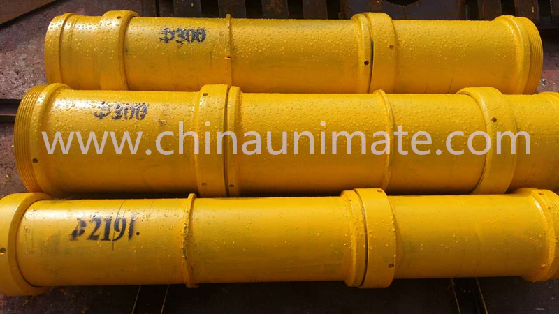 """10"""" TREMIE PIPE,Drilling pipe,Pipe for grouting purpose"""