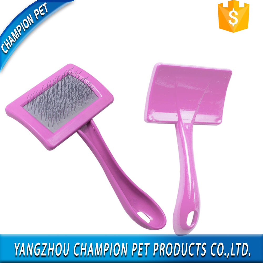 Supply Hot Selling Pet Hair Grooming Brush