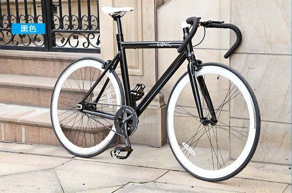 NEW ALLOY FIXED GEAR BULLHORN Handlebar-TRACK//FIXIE //TT// Road BIKE BICYCLE