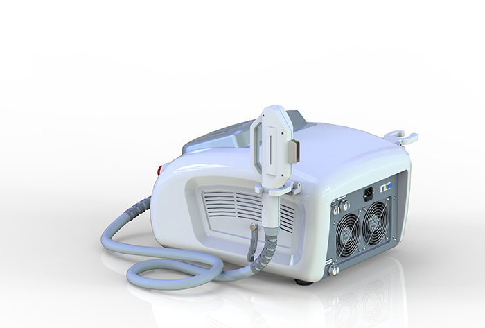 E-light Hair Removal Machine with Best Effect for Sale