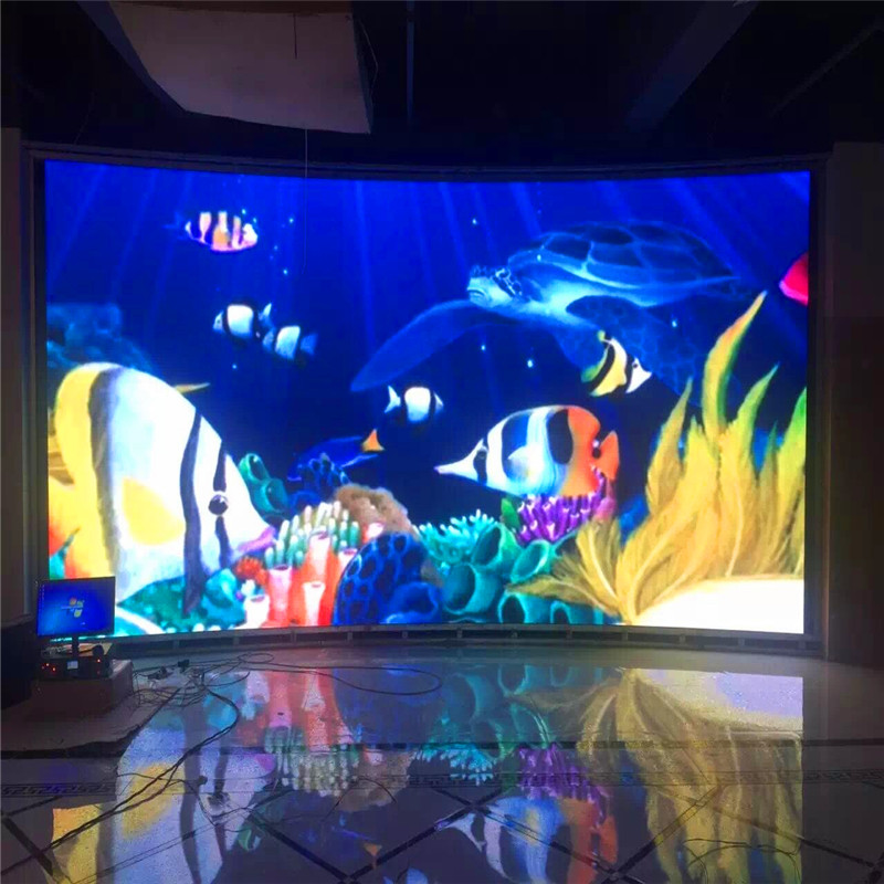 Direct Factory Price environmental 2.5mm pixel pitch wall glass led display