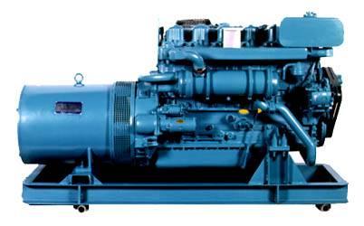 Land Diesel Engine Generating Sets