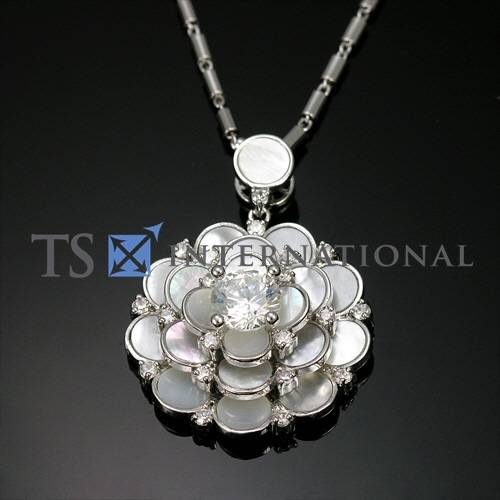 Handcrafted Necklace, Fashion Jewelry, Angela TP0926