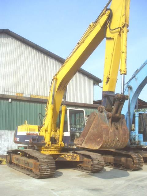 PC220,Used,Komatsu,Excavator,PC220-5