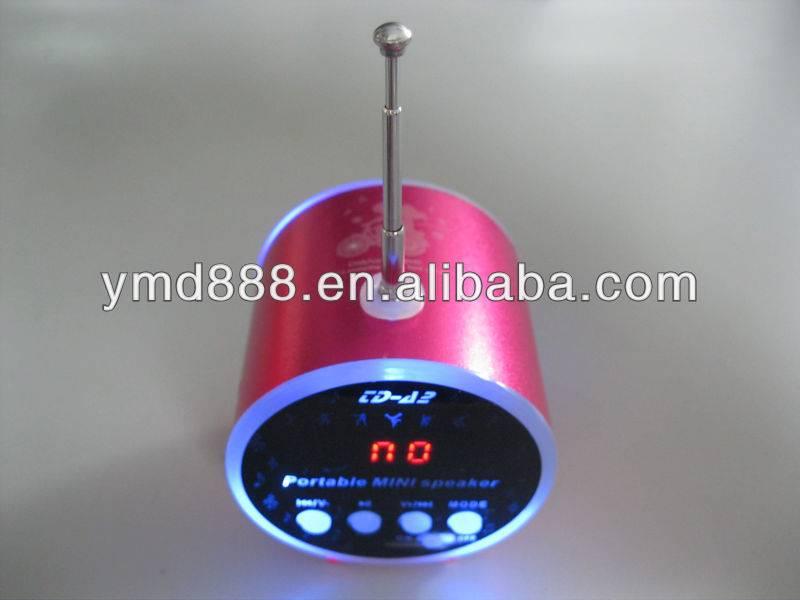 Portable USB MP3 Music Player