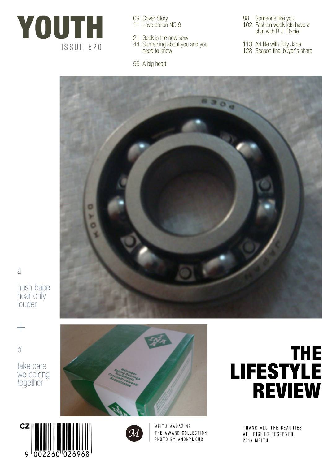 Angular contact ball bearing INA brand