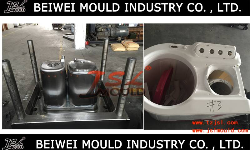 Twin tub Plastic Washing machine mould