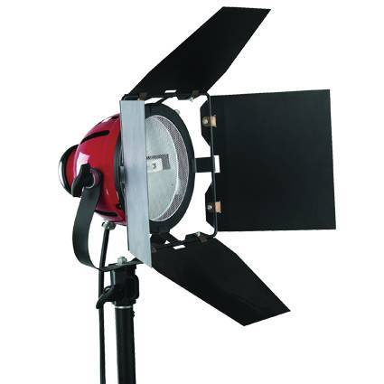 800W Red Head Light, Continuous Light with Dimmer, 5.2m Cable