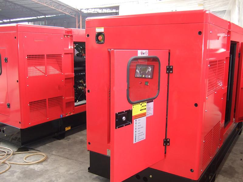 275KVA diesel generator set