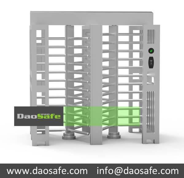 RFID Card Reader Full Height Turnstile DS402