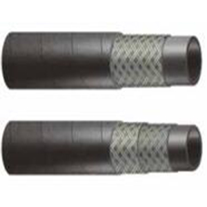 2-1/2 inch R6 black FIBER REINFORCED, OIL DELIVERY HOSE