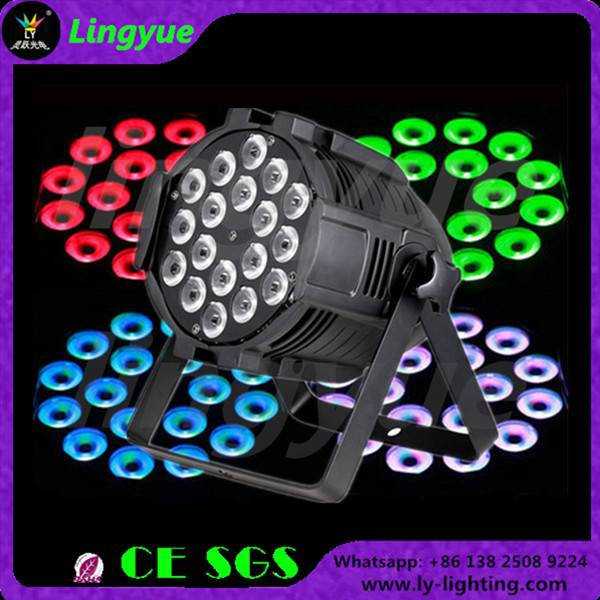 18x12w rgbw 4in1 led par stage light