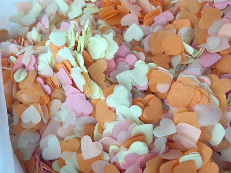 party goods confetti paper