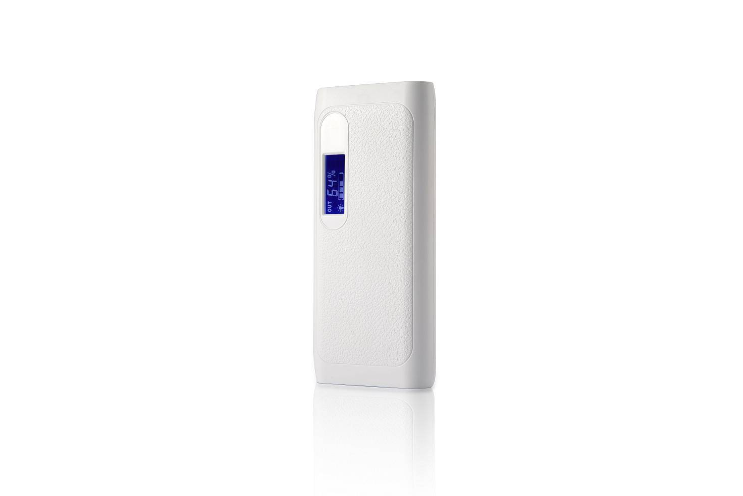 Hot Sale Power Bank with LED Light and Display 100% Capacity 8000mah One Year Warranty
