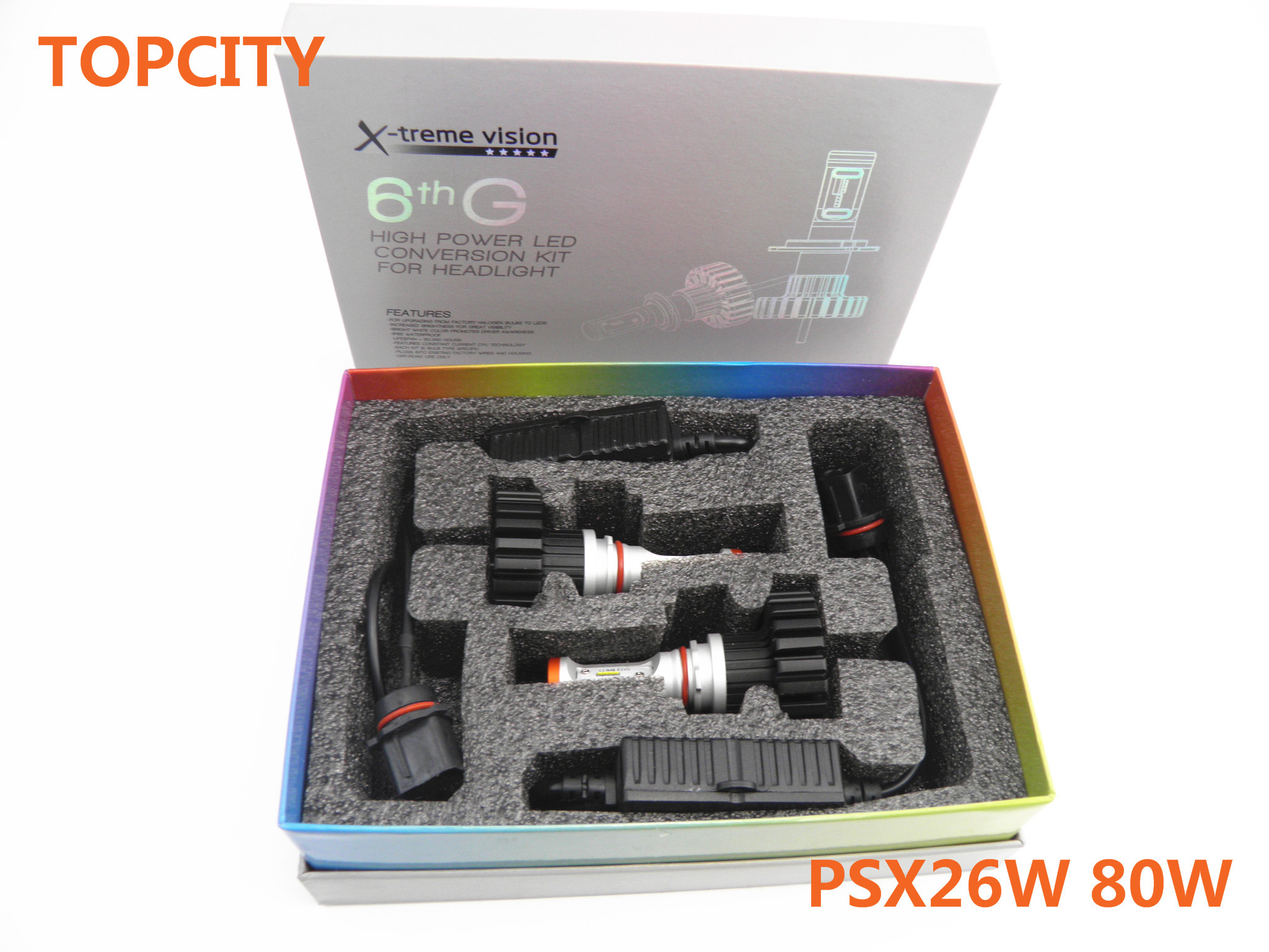 PSX26W new product auto led lamp universal headlights