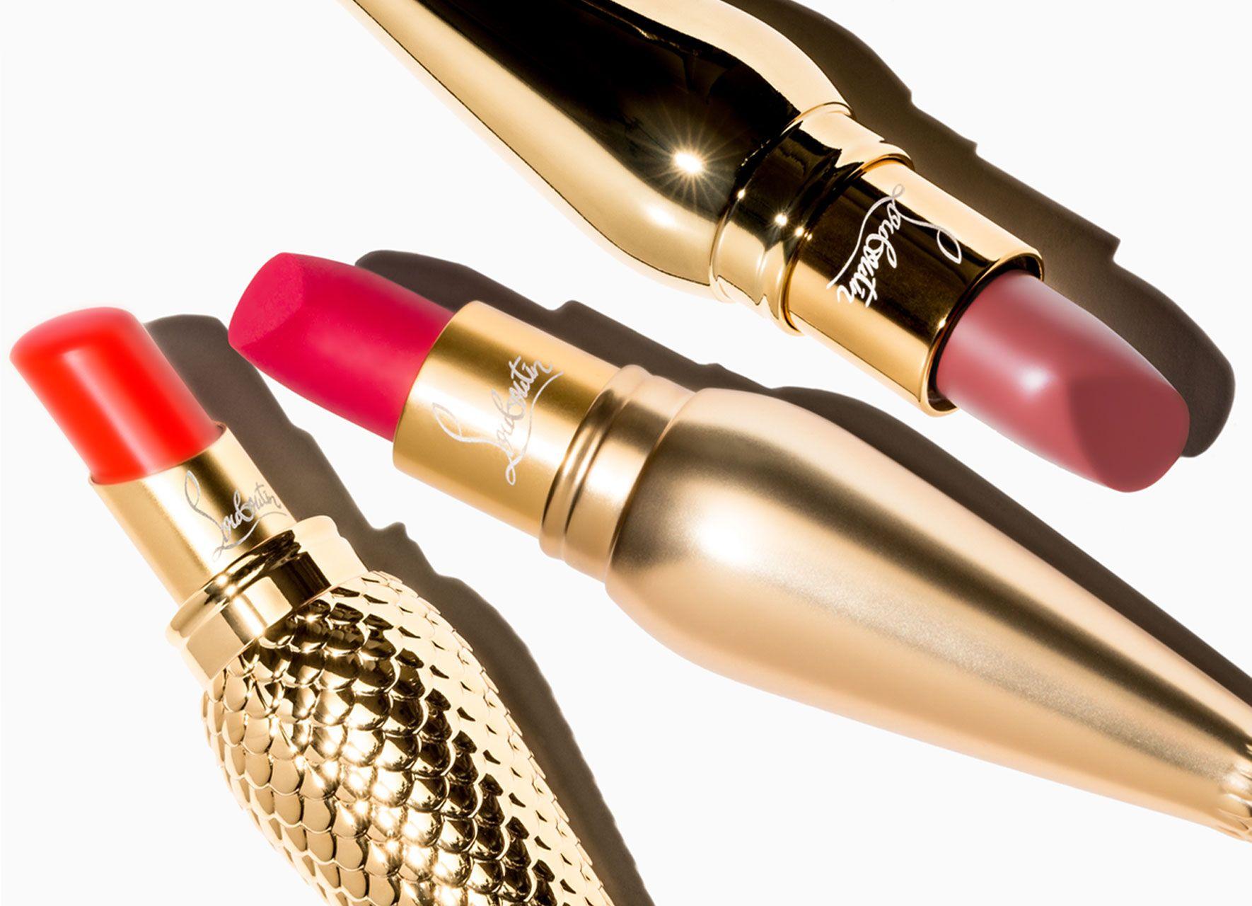 Christians Louboutins Lipsticks