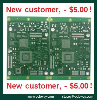 pcb 94v-0  custom printed circuit board   pcb low cost