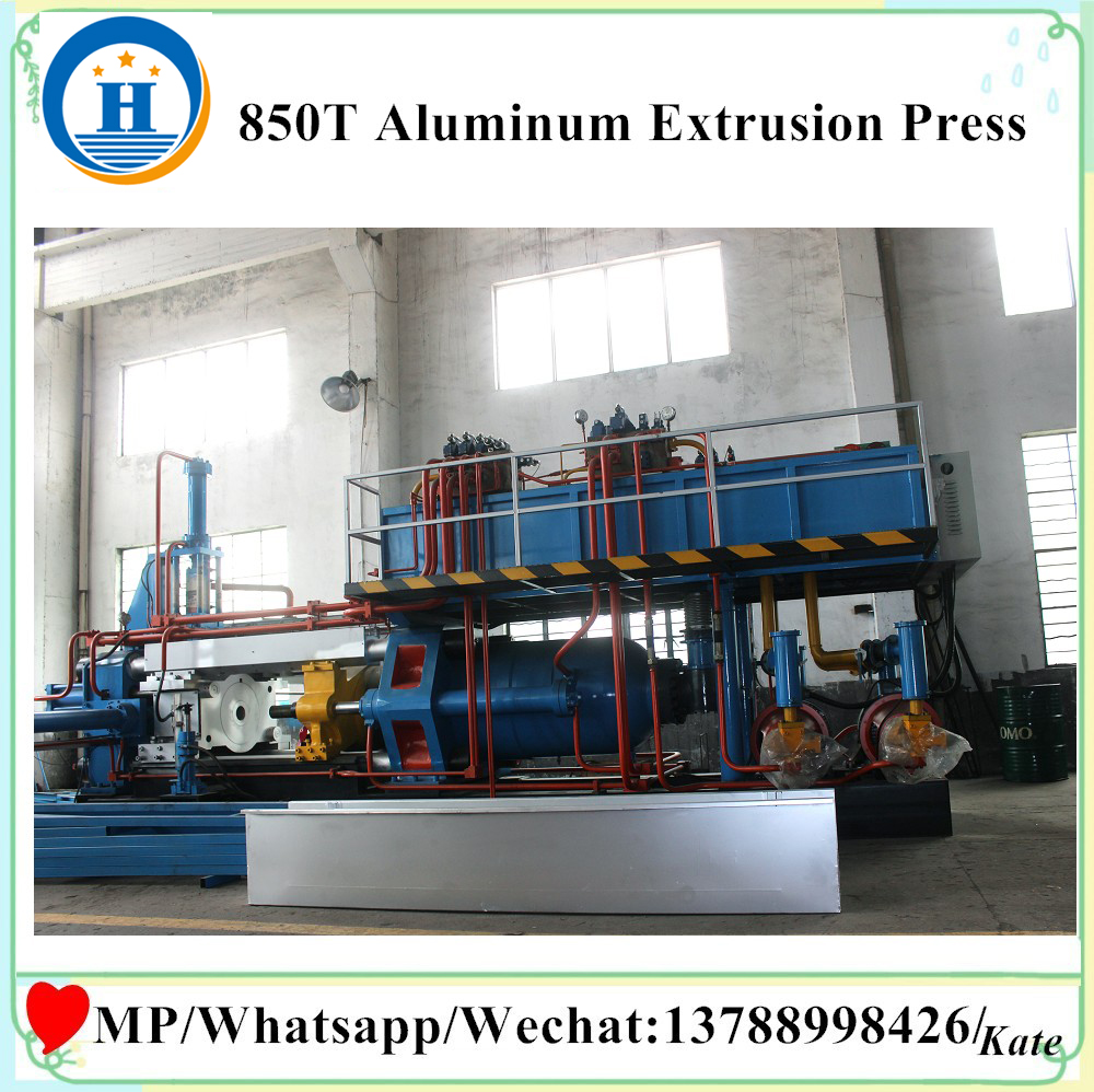 press for aluminum profile plant extrusion aluminum