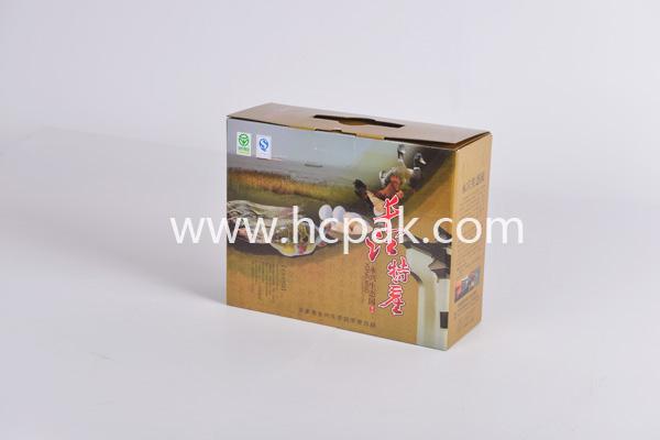 High Quality Printed Egg Box