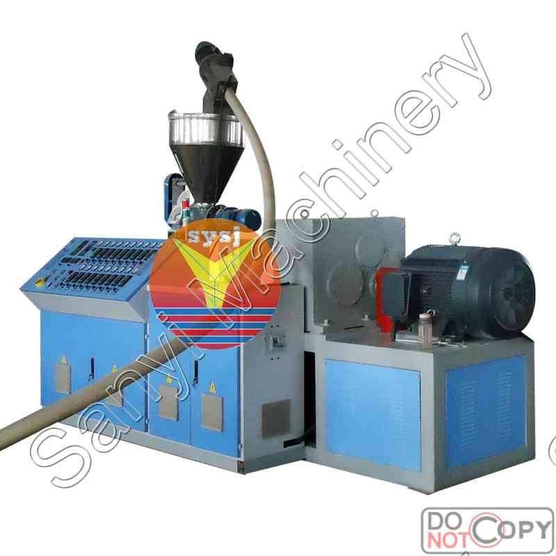 Plastic Machine-PVC Celuka Foam Board Extrusion Machine
