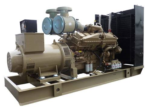 CE SGS Soncap ISO14001 Approved Diesel Generator Set/Cummins Diesel Generator Set (DRSC10-3000KVA)