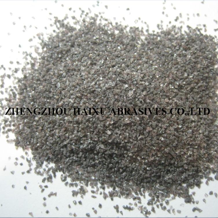 refractory sandblasting grinding polishing brown alumina oxide