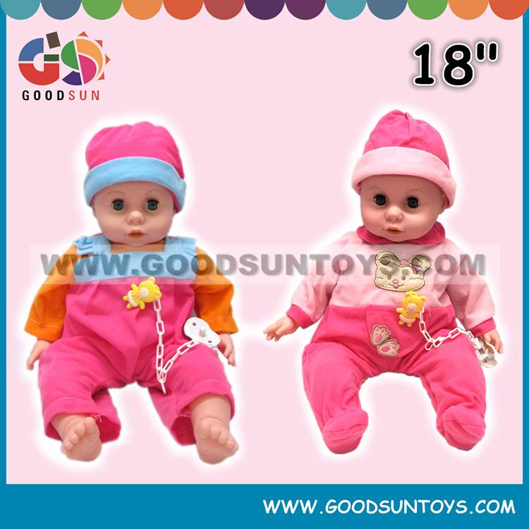 "18"" IC Cotton Doll 033695"