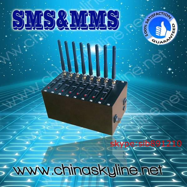8 Port Usb Gsm Modem,wavecom modem,multi port gsm modem