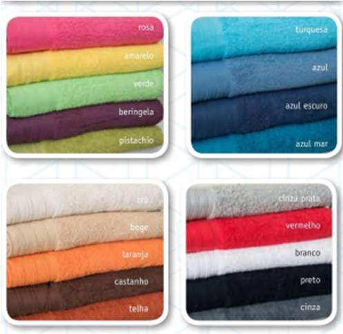 Terry Towels 30x50cm