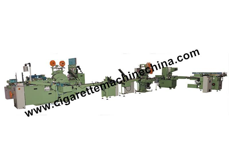 High Speed HLP2 Cigarette Packing Line