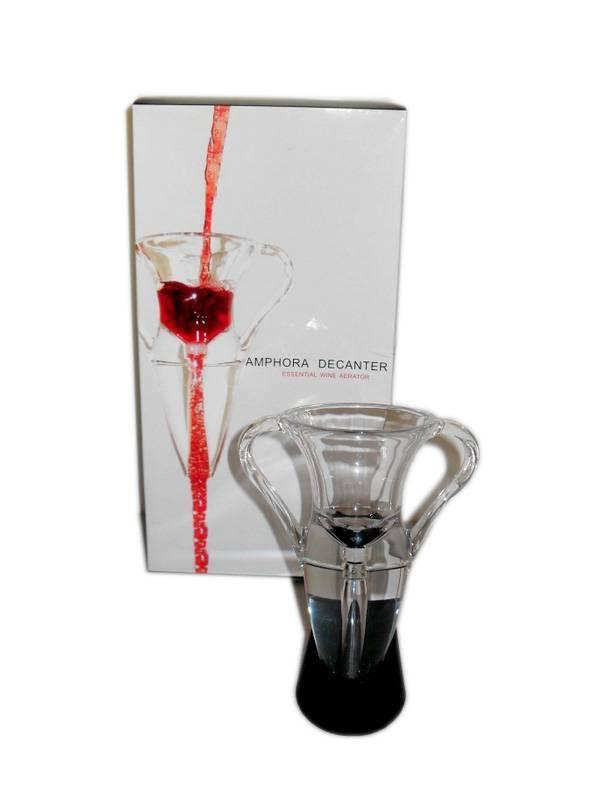 New Shape Wine Aerator/decander/racks/sets