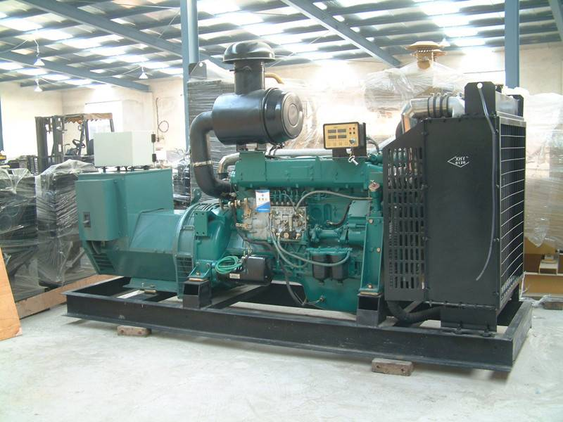 200kw diesel engine generator