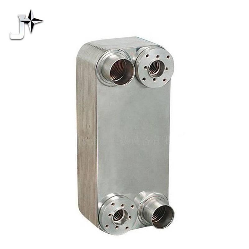 SS 316L/304 brazed plate heat exchanger