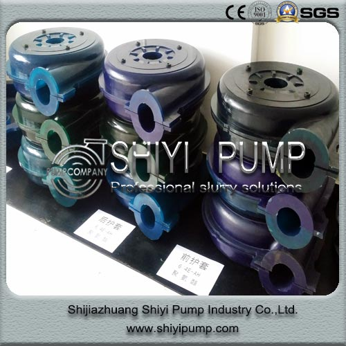 Polyurethane Centrifugal Spare Part Volute Liner for Sale