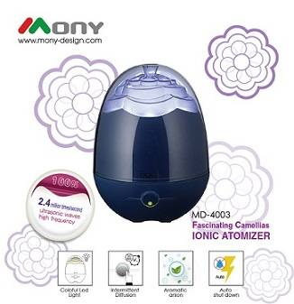 Aroma Ultrasonic Essential Oil Electric Diffuser