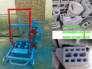 SL-A Hollow Brick Machine 008615238618639